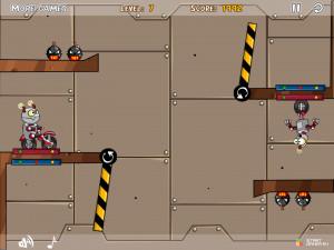Онлайн игра Роботы Вперед (Go Robots) (изображение №4)