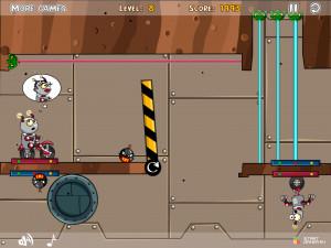 Онлайн игра Роботы Вперед (Go Robots) (изображение №3)