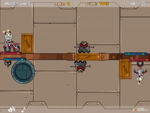 Онлайн игра Роботы Вперед (Go Robots) (изображение №2)