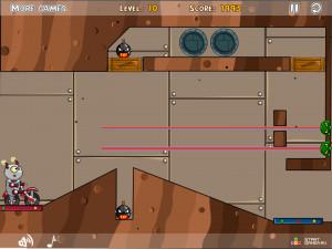 Онлайн игра Роботы Вперед (Go Robots) (изображение №11)