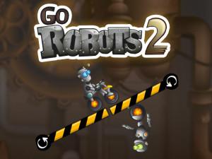 Роботы Вперед 2