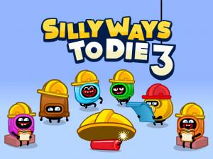 Онлайн игра Глупые Способы Умереть 3 (Silly Ways To Die 3) (изображение №1)