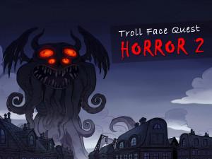 Онлайн игра Trollface Quest: Horror 2 - Halloween (Троллфейс квест: Хоррор 2 - Хэллоуин) (изображение №1)