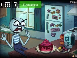 Онлайн игра Trollface Quest: Horror 2 - Halloween (Троллфейс квест: Хоррор 2 - Хэллоуин) (изображение №13)