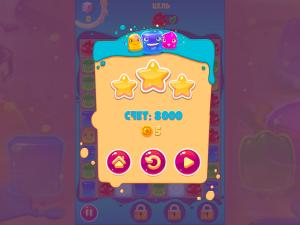 Онлайн игра Страна Пудингов 2 (Pudding Land 2) (изображение №6)
