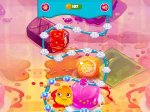 Онлайн игра Страна Пудингов 2 (Pudding Land 2) (изображение №4)