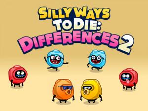 Глупые Способы Умереть: Найди Отличия 2