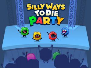 Онлайн игра Глупые Способы Умереть: Вечеринка (Silly Ways To Die: Party) (изображение №1)