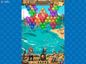 Онлайн игра Пираты Морских Пузырей (Sea Dubble Pirates) (изображение №9)
