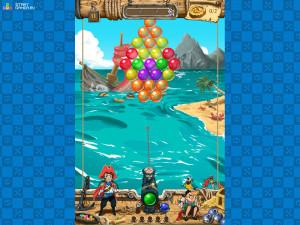 Онлайн игра Пираты Морских Пузырей (Sea Dubble Pirates) (изображение №8)