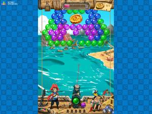 Онлайн игра Пираты Морских Пузырей (Sea Dubble Pirates) (изображение №6)
