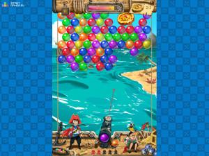 Онлайн игра Пираты Морских Пузырей (Sea Dubble Pirates) (изображение №3)