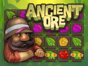 Онлайн игра Древняя Руда: Три в ряд (Ancient Ore) (изображение №1)