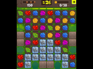 Онлайн игра Древняя Руда: Три в ряд (Ancient Ore) (изображение №3)