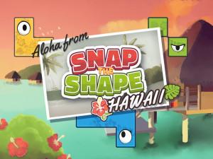 Онлайн игра Собери Фигуру: Гавайи (Snap The Shape: Hawaii) (изображение №1)