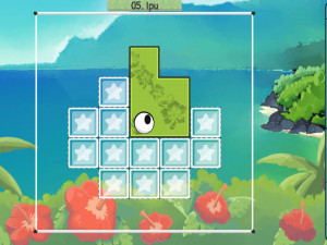 Онлайн игра Собери Фигуру: Гавайи (Snap The Shape: Hawaii) (изображение №3)