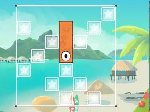 Онлайн игра Собери Фигуру: Гавайи (Snap The Shape: Hawaii) (изображение №7)