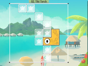 Онлайн игра Собери Фигуру: Гавайи (Snap The Shape: Hawaii) (изображение №9)