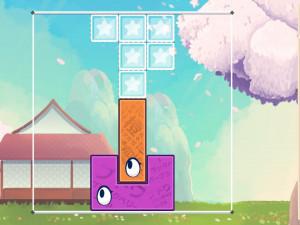 Онлайн игра Собери Фигуру: Япония (Snap The Shape: Japan) (изображение №5)