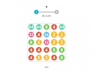 Онлайн игра Слияние Цифр (Connect Merge) (изображение №7)