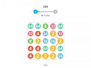 Онлайн игра Слияние Цифр (Connect Merge) (изображение №5)