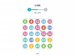 Онлайн игра Слияние Цифр (Connect Merge) (изображение №2)