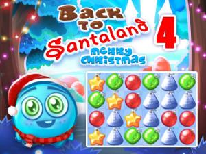 Возвращение в Страну Санты 4: Счастливого Рождества!