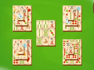 Онлайн игра Маджонг Династия (Mahjong Dynasty) (изображение №5)