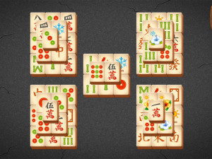 Онлайн игра Маджонг Династия (Mahjong Dynasty) (изображение №12)