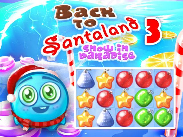 Back to Santaland: Скоро Рождество!