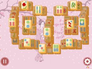 Онлайн игра Маджонг Джонг (Mahjong Jong) (изображение №3)