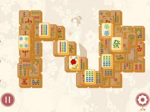 Онлайн игра Маджонг Джонг (Mahjong Jong) (изображение №4)