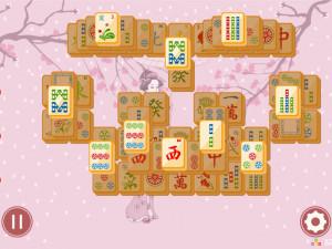 Онлайн игра Маджонг Джонг (Mahjong Jong) (изображение №5)