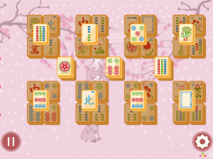 Онлайн игра Маджонг Джонг (Mahjong Jong) (изображение №7)