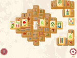 Онлайн игра Маджонг Джонг (Mahjong Jong) (изображение №8)