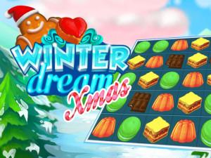 Онлайн игра Зимние Мечты: Рождество (Winter Dream: Xmas) (изображение №1)