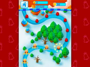 Онлайн игра Зимние Мечты: Рождество (Winter Dream: Xmas) (изображение №7)