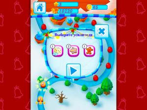 Онлайн игра Зимние Мечты: Рождество (Winter Dream: Xmas) (изображение №4)