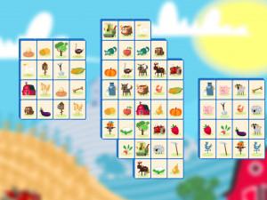 Онлайн игра Ферма: Маджонг Коннект (Farm Connect: Mahjong Connect) (изображение №9)