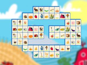Онлайн игра Ферма: Маджонг Коннект (Farm Connect: Mahjong Connect) (изображение №8)