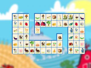 Онлайн игра Ферма: Маджонг Коннект (Farm Connect: Mahjong Connect) (изображение №7)