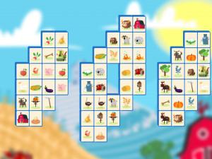 Онлайн игра Ферма: Маджонг Коннект (Farm Connect: Mahjong Connect) (изображение №6)
