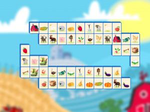 Онлайн игра Ферма: Маджонг Коннект (Farm Connect: Mahjong Connect) (изображение №3)