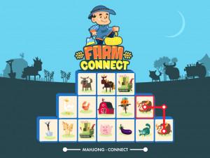Ферма: Маджонг Коннект