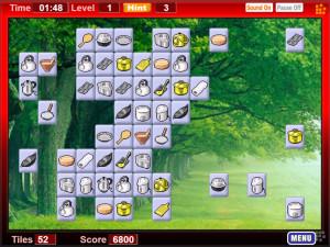 Онлайн игра Коннект 2: Кухонный инвентарь (Connect 2) (изображение №4)