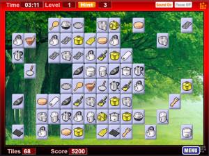 Онлайн игра Коннект 2: Кухонный инвентарь (Connect 2) (изображение №5)