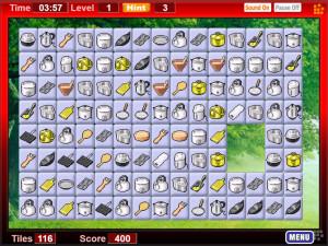 Онлайн игра Коннект 2: Кухонный инвентарь (Connect 2) (изображение №6)