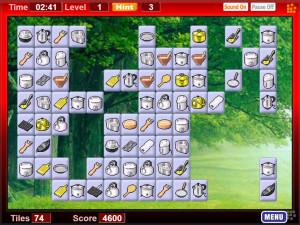 Онлайн игра Коннект 2: Кухонный инвентарь (Connect 2) (изображение №7)