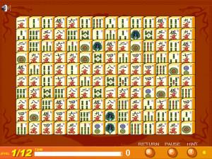 Онлайн игра Маджонг Коннект (Mahjong Connect) (изображение №4)