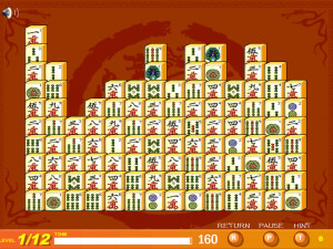 Онлайн игра Маджонг Коннект (Mahjong Connect) (изображение №3)